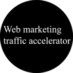 Web marketing traffic accelerator